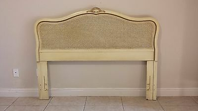 French Dixie Queen/ Full Headboard with Cane