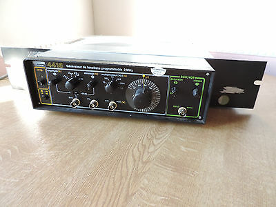 Solartron (Schlumberger) 4416 2MHz Sweep Function Generator Programmable