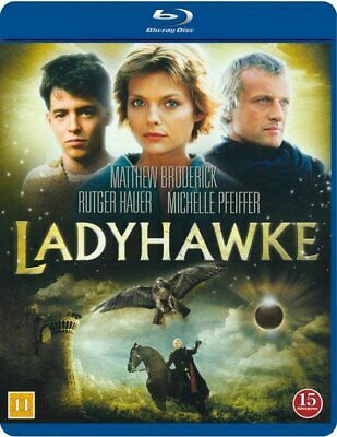 LADYHAWKE (1985) Blu-Ray Import BRAND NEW Free Ship (USA Compatible)