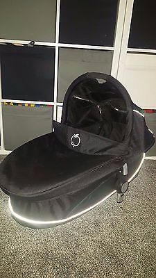 Icandy Apple pear main carrycot black