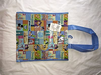 Disneyland 60th Character Tote Bag Disney Diamond Celebration NEW Rare Sold Out