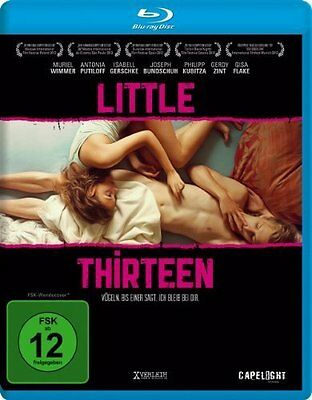 LITTLE THIRTEEN (2012) Blu-Ray NEW Free Ship IMPORT (USA Compatible)