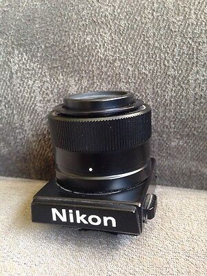 Nikon DW-4  Magnification Finder for Nikon F3 Great Condition!