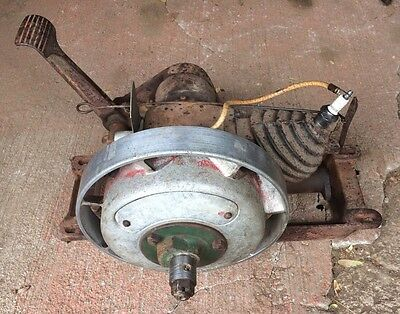 Great Running 1929 Maytag Model 92 Gas Engine Motor Hit & Miss Antique