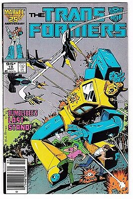 TRANSFORMERS #16 (VF+) Canadian Cover Price Variant! 1986 Marvel High Grade