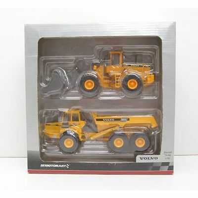 Volvo Gift Pack 1:50 Scale by Motorart  MA 13212