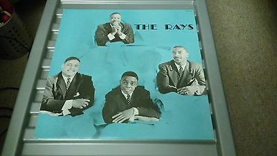 The Rays - R&b  Lp Record