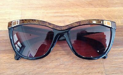 1970's Original Vintage Charles Jourdan Womens Sun Glasses