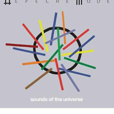 Depeche Mode - Sounds Of The Universe NEW CD