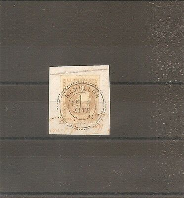 Timbre France Frankreich 1870 N°43 Oblitere Used Remollon Cad Type 24