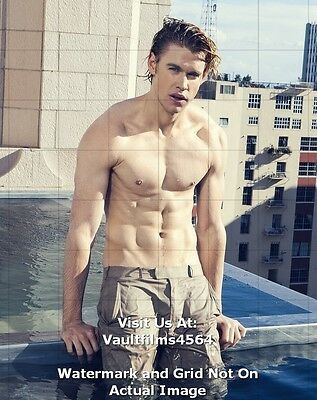CHORD OVERSTREET - GLEE - GAY INTEREST - Selection of BEEFCAKE Photograph(s)
