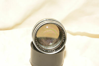 ZEISS IKON ZEISS OPTON SONNAR 50 mm f1.5 LENS FOR THE CONTAX RANGEFINDER CAMERA