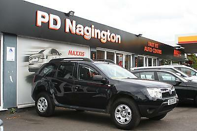 2013 DACIA DUSTER 1.5 dCi 110 Ambiance 4X4 + ZERO DEPOSIT FINANCE AVAILABLE