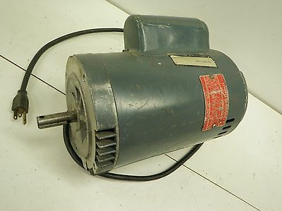 GE 1 1/2 HP 3450 RPM C Face motor