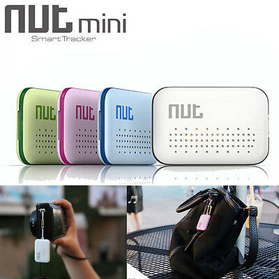 Mini Bluetooth Tracker Key Pet Bag Finder Anti Lost Nut 3 Smart Tag Android/IOS