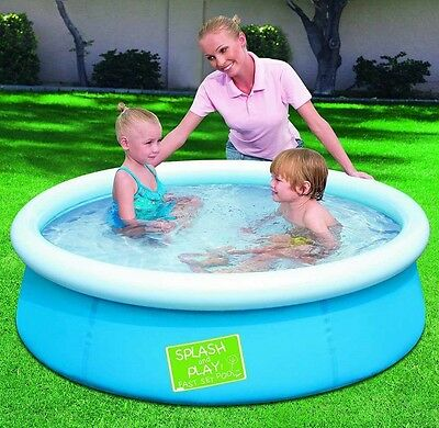 PISCINA HINCHABLE BESTWAY 152cm x 38cm portatil 3 colores.