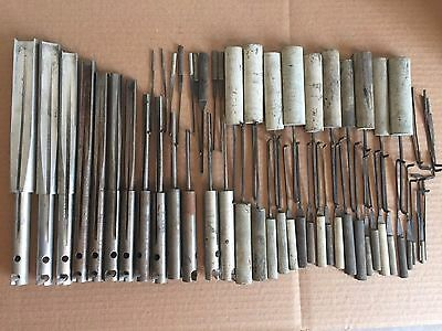 Lot of Superior Hone Tooling, A-16-16, A-20-16, A14-14, A-12-12, A-9-9 Plus More