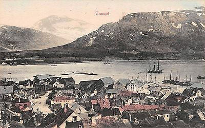 Norway, TROMSO, Panoramic View