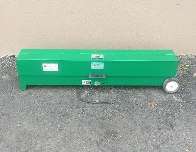 """Greenlee 851 1/2""""-4"""" Electric PVC Oven Heater For Bender #3"""