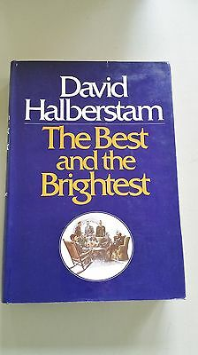 The Best and the Brightest by David Halberstam (1972, Hardback) Book 1st Edition