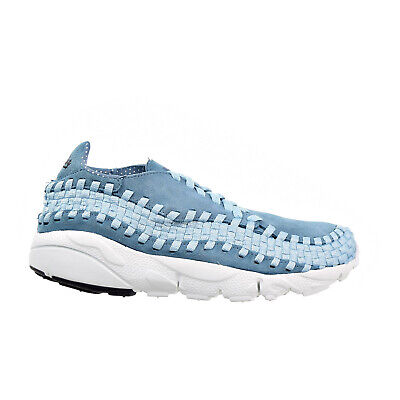 more photos 7ca35 979a2 Nike Air FootScape Woven NM Men s Shoe Smokey Blue White 875797-002