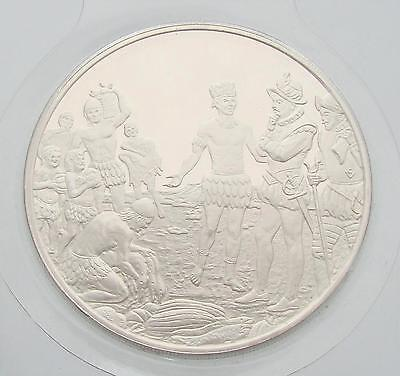 1978 Columbia Medal, Music Culture, Sterling Silver Coin, Proof, UNC