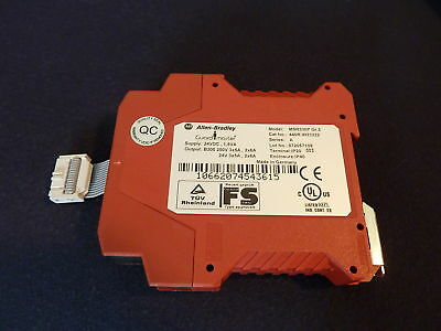 Allen Bradley 440R-W23222, Msr330P Guardmaster Safety Relay