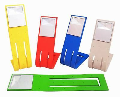 Slim LED Reading Light For Kindle Kobo E-Reader Lamp On Book Flexible Booklight