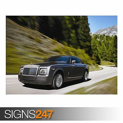 ROLLS-ROYCE DAWN SPOFEC CAR POSTER Photo Poster Print Art * All Sizes AE091