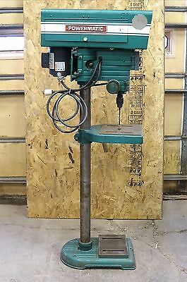 "Powermatic 15"" Drill Press #1150 3/4 Hp 1 Ph"