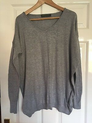 Blooming Marvellous Maternity Light Knit Jumper Size 14