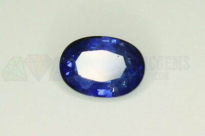 Blue Sapphire Oval 7x5mm VS 1.19ct Loose Natural Gemstone Afghanistan