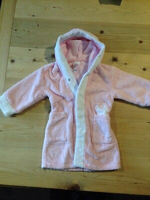 Girls Dressing Gown Aged 18 Months Brand New