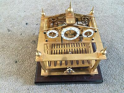 Antique Congreve Rolling Ball Clock 8 Day Rare