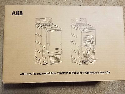 Abb Acs350-03U-05A6-4 New In Box