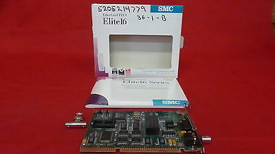 Smc 61-600406-003 Elite 16 Ethernet Card Rev F (3K3)