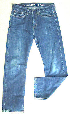 AMERICAN EAGLE OUTFITTERS Mens Jeans 30 x 32 Relaxed