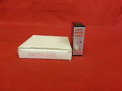Texas Instruments 5Mt14-30Cl *new In Box* Output Module 10-28Vdc (3H5)