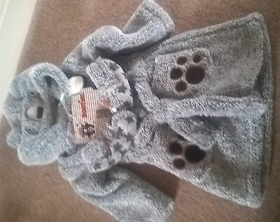 M&Co Dressing Gown 18-24 months Boys