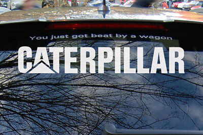 Caterpillar Vinyl Decal Sticker No background for Car Boat Outdoors
