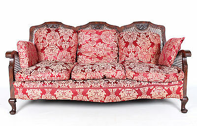 Antique Sofa French Bergere Day Bed Couch