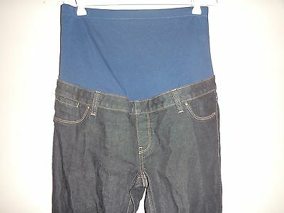 ladies maternity jeans TARGET SAMPLE size 12 as new condition  denim