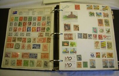 FABULOUS Vintage Antique STAMP COLLECTION  13K+ = 4225 USA 8700 World 1800-1900s