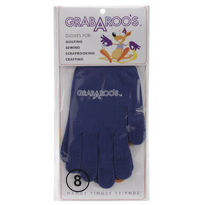 Grabaroos GRAB-201 Grabaroo's Gloves 1 Pair-Medium