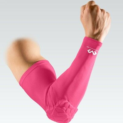 McDavid Hex Power Shooter Arm Sleeve with Elbow Pad