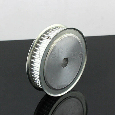 HTD 5M 50 Teeth W-21mm Pitch 5mm Timing Belt Drive Pulley 6/8/10/12/20/25mm Bore