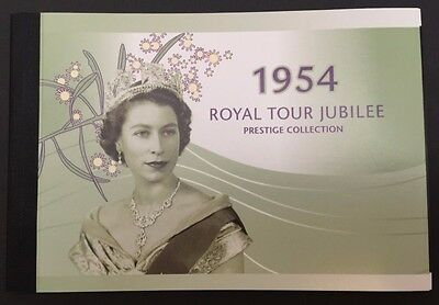 2004 Royal Tour by Queen Elizabeth II, 50th Anniversary - Prestige Booklet SP17