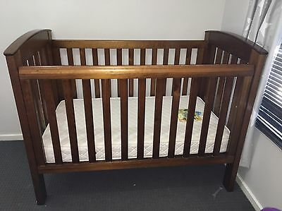 Boori Country Collection Cot/toddler Bed