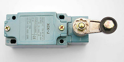 XCK-J10511 Limit Switch, roller lever arm, Metal Body, Aussie Stock.