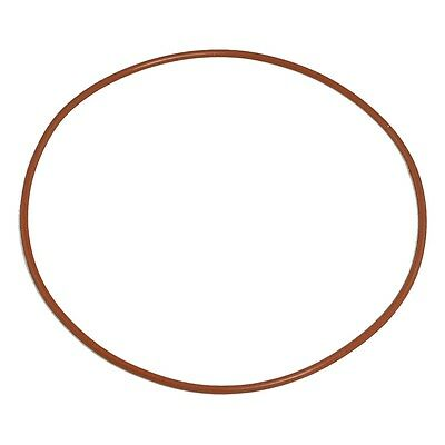 100 mm x 96 mm x 2 mm Red Silikon O Ring Oil Seal Dichtungen GY N3A6